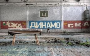 Wallpaper sport, interior, hall