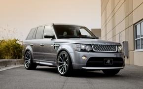 Picture Land Rover, Range Rover, metallic
