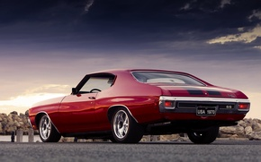 Picture Chevrolet Chevelle SS, Chevrolet, muscle car