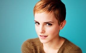 Picture look, face, Emma Watson, Emma Watson