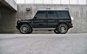 Picture Mercedes, brabus, benz, G55, Concave, Deep, ADV10