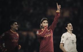 Picture sport, roma, totti, Roma, Totti