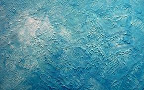 Wallpaper color, plaster, background, texture, blue