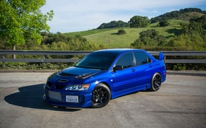 Picture Mitsubishi, Lancer, Evolution, VIII