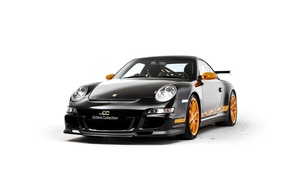 Picture 911, Porsche, white background, supercar, Porsche, GT3