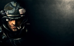 Wallpaper soldier, cigarette, soldiers
