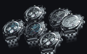Picture Watch, Watch, Chronomat, Breitling
