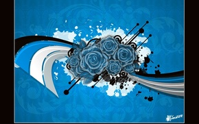 Wallpaper creative, the idea, stream