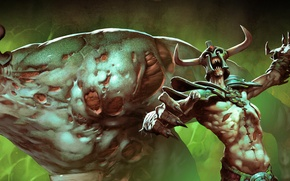Picture valve, dota2, undying