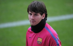 Picture football, football, Barcelona, Messi, Lionel