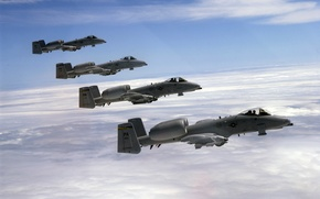 Picture fighter, Thunderbolt, mobility wing
