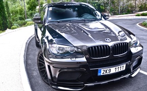 Picture tuning, carbon, drives, hamann, rooms, bmw x6