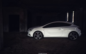 Picture machine, auto, photographer, drives, auto, photography, photographer, Thirteen, Opel Astra J GTC