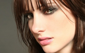 Picture eyes, beautiful, face, redhead, look, susan coffey, sensitive