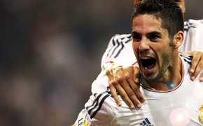 Picture Football, Spain, Real Madrid, Real, Madrid, Isco