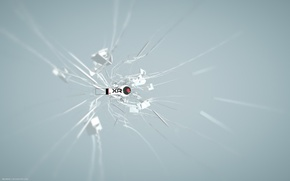 Picture minimal, trance, AMPLIFIER404, cinema 4d, abstract