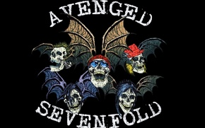 Picture rock, Avenged Sevenfold, a7x