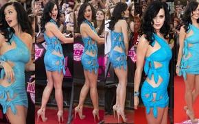 Wallpaper Katy Perry, pop, celebrity, musician