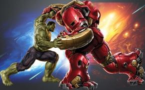 Picture red, green, fire, power, black, zipper, monster, power, Hulk, Hulk, Iron man, the Avengers, Robert …
