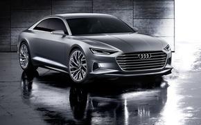 Picture Concept, Audi, 2014, Prologue