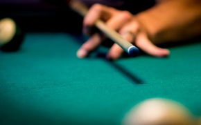 Wallpaper table, background, Billiards