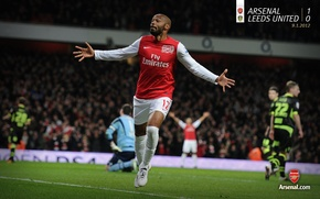 Picture Arsenal, Arsenal, Thierry Henry, Thierry Henry