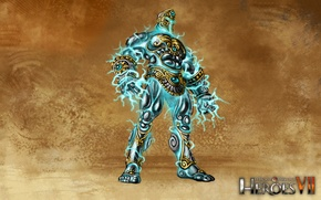 Picture art, art, Titan, Academy, heroes of might and magic 7, Might & Magic 7