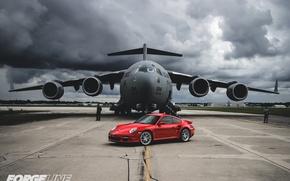 Picture 997, Porsche, Turbo, Forgeline, GA3. Wheels