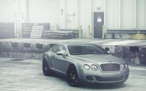 Picture Bentley, Continental, Matt, Bentley, Matte, continental, Vellano Wheels