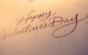 Wallpaper macro, love, sheet, mood, holiday, the inscription, love, Valentine's day, congratulations, valentine's day