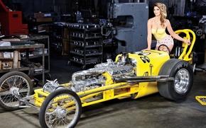 Picture Model, Garage, HotRod