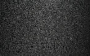 Picture surface, black, color, leather, texture