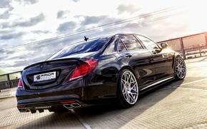 Picture Mercedes-Benz, Mercedes, AMG, S-Class, Benz, 2014, Prior-Design, W222