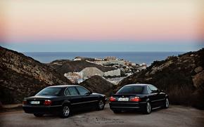 Picture BMW, Boomer, E46, E38, Bimmer, 750il