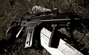 Picture Weapons, Machine, G-36C