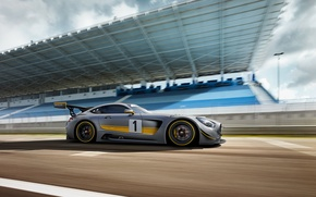 Picture Mercedes, Mercedes, AMG, GT3, AMG, 2015