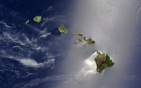 Picture the ocean, earth, top, nasa