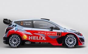 Picture Profile, Hyundai, WRC, Rally, i20, 2015