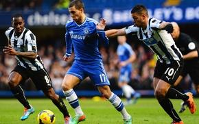 Picture The ball, Football, Belgium, Ball, Football, London, Stadium, Club, Chelsea, Chelsea, Player, Player, Eden, Eden, …