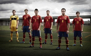 Picture football, Spain, Spain