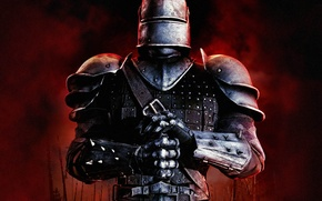 Wallpaper armor, armies of exigo, knight