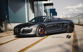 Picture Audi, Audi, Roadster, convertible, 2012, SR Auto Group, V-10, Speed Walker