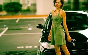 Picture auto, BMW, Parking