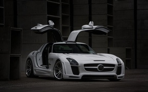 Picture AMG, SLS, MERCEDES, FAB, BENZ