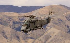 "Picture mountains, helicopter, multipurpose, UH-2, Kaman, ""X seasprite"", Seasprite"