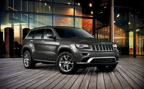 Picture jeep, Grand Cherokee, Jeep, Grand Cherokee, 2015, WK2, Montreux Jazz Festival