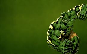 Picture green, fiction, rage, Hulk, marvel, hulk