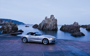 Picture auto, bmw z4 coupe, wallper