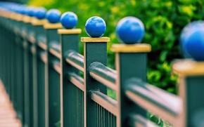 Picture macro, bridge, railings