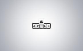 Picture apple, Apple, logo, stub, EPL